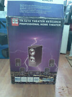 Subwoofer de Cinema Maison Home theter Sub New NEUF