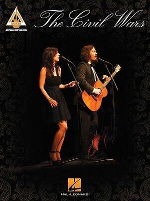 The Civil Wars Sheet Music Guitar Tablature Book NEW 000129545