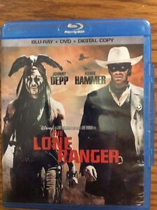 The Lone Ranger Blue Ray London Ontario image 1