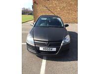 Vauxhall Astra van, MATT BLACK