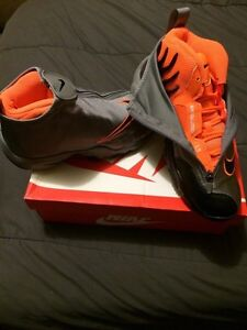 "Nike ""The Glove"" size 9"
