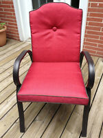2 Patio Chairs to sell