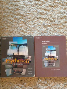 Psychology: A Journey 3rd Edt. Textbook/Study Guide