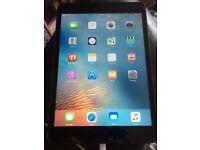 iPad mini 4th Generation Wifi & cellular 16gb EE