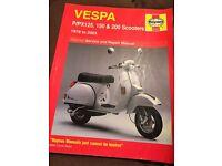Vespa Px125 150 200