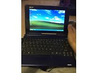 Mini Acer laptop