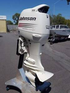 "Johnson 140HP 4-Stoke 25"" (Fitted Price) Osborne Park Stirling Area Preview"