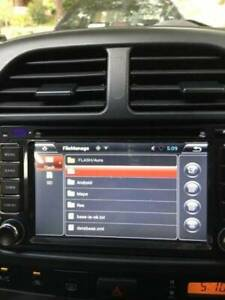 Toyota Kluger car DVD GPS head unit free reverse camera Revesby Bankstown Area Preview