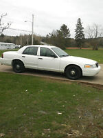 2009 Ford Crown Vic,189,000 klm,New 2 Year Inspection,Works good