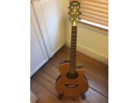 Yamaha APX-4A Semi Acoustic Guitar