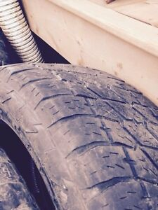 Nitto Terra Grapplers 275/55/20 Kitchener / Waterloo Kitchener Area image 1