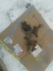 !964-70 Mustang and Cougar 289-302 Engine Mounts