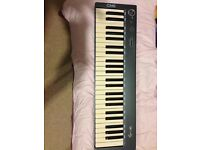 Mini music keyboard
