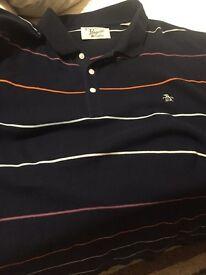 Penguin polo shirt size 2xl