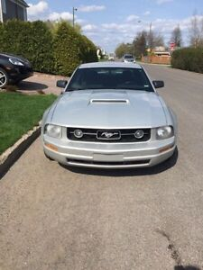 Ford Mustang V6 2007 automatique