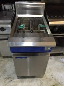 Blue Seal GT46 Gas Fryer Very Good Condition