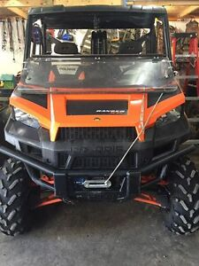 2013 POLARIS RANGER XP 900 SIDE by SIDE FOR SALE
