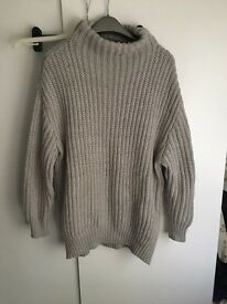 Two woolly jumpers