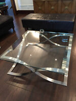 Glass Coffee Table from Ambienti