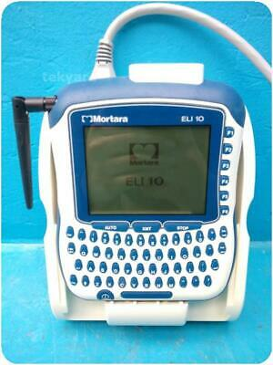 Mortara Eli 10 Series Electrocardiograph Portable Ekg System 267546