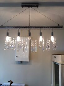 Crystal Light Fitting