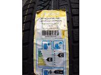 Set of new winter tyres 245 40 18