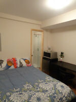 Highquality room,Chambre imppeccable.Metro Frontenac,Ville Marie