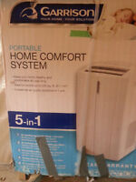 Garrison 5-in-1 Home Comfort System Air conditional/Heater