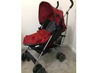 Mamas and Papas buggy / Pushchair/ Boy/ Girl with liner and footmuff. Great condition!