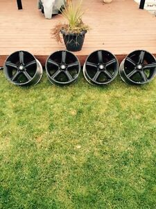 "Winter Mags 19"" wheels with sensor"