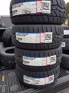 Falken RT-615K 205/50R15 89W on special price Pm 2016 production