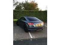 AUDI TT FOR SALE HIGH SPEC LOW MILEAGE AND IN GREAT CONDITION.