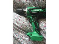 Hitachi dv18dgl combo drill body only
