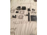 GoPro Hero 4 Black Edition Mega Bundle
