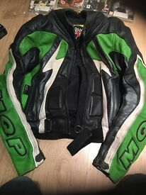 Mqp leather jacket