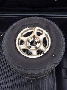 Tires  good condition