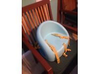 Mothercare 2 in 1 booster seat