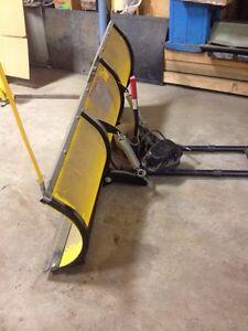 Atv Snow Wing Blade