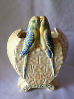 BUDGIE VASE-Kensington Ware Made in England