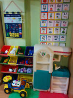 Brampton Daycare available- Williams parkway and mclaughlyn
