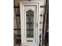 Pvc door , perfect for shed ect