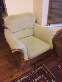 Wicker Sofa Suite