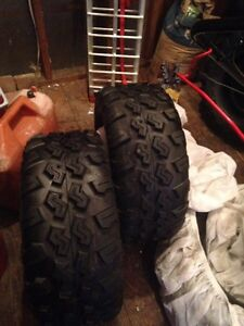 Four Maxxis Quad Tires - Brand New  St. John's Newfoundland image 1