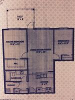 Rutherford,brand new two bedrooms,move in immediately!!!