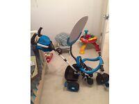 Baby/toddler trike