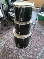 3 Tom Drums