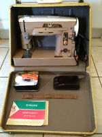 Vintage 1950's Singer 403 Slant-o-Matic Special Sewing Machine