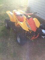 Looking for small kids gas powered ATV