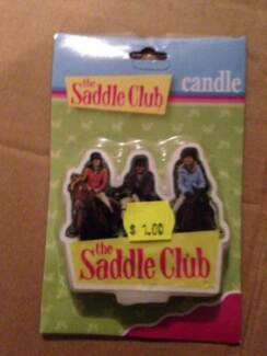 Saddle Club Candle
