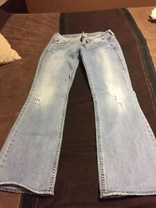 Ladies Jeans - Silver, Guess, Lucky brand St. John's Newfoundland image 3